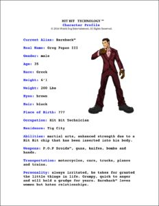 Microsoft Word - Bare Profile.docx