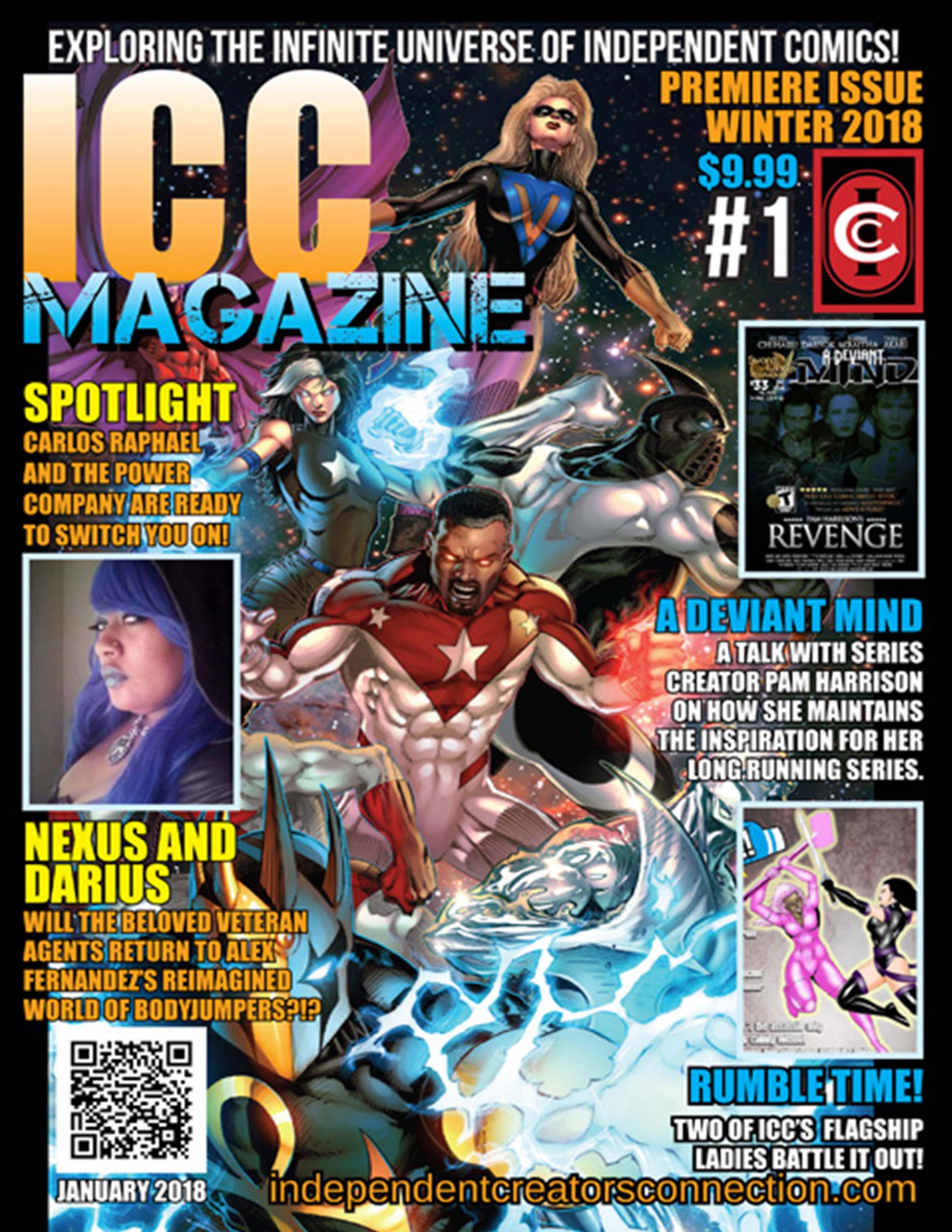 ICC Magazine 1
